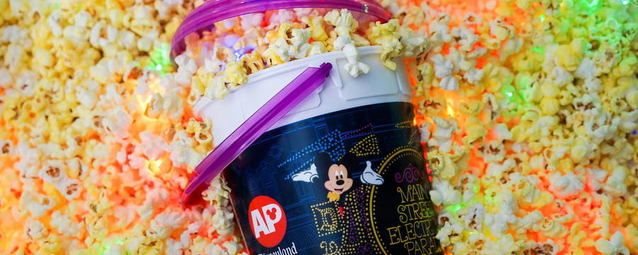 Disneyland Annual Passholders Can Enjoy Special Popcorn Buckets for a Limited Time