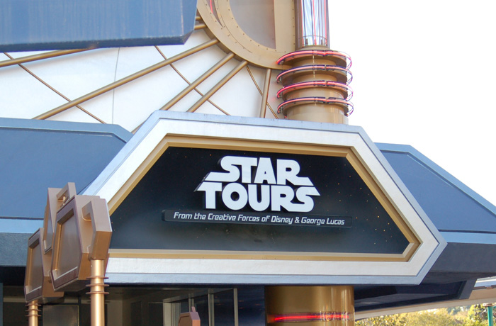 Disney Extinct Attractions: Star Tours - The Adventures Begin