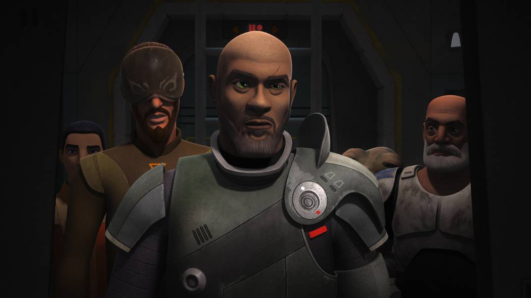 Star Wars Rebels Returns with Familiar Characters