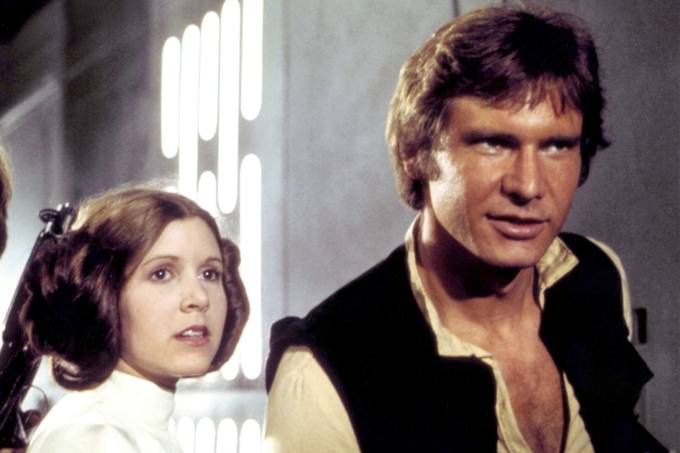 Carrie Fisher Wanted Harrison Ford to Sing at her Oscar Tribute