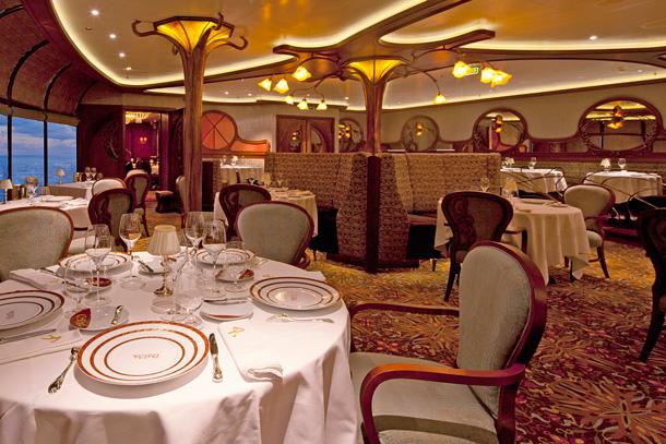 Disney Cruise Line Restaurant Remy Honored By Porthole Cruise Magazine