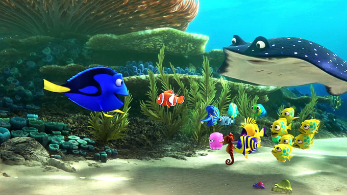 Trump White House to Screen Finding Dory