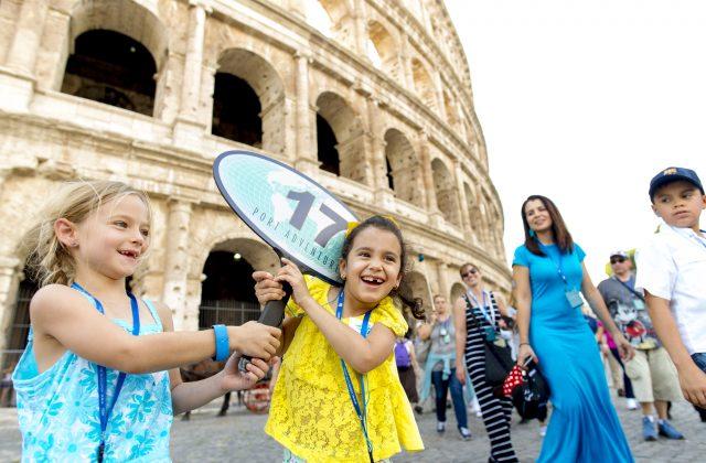 Disney Cruise Line Rome