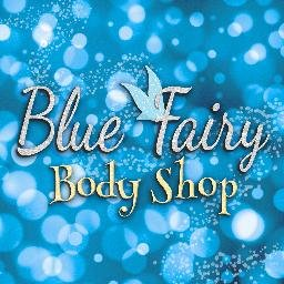 Blue Fairy Body Shop logo