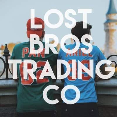 Lost Bros Trading Co logo