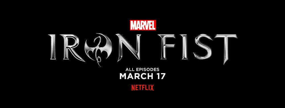 "Marvel's ""Iron Fist"" Netflix Series Debuts New Trailer"