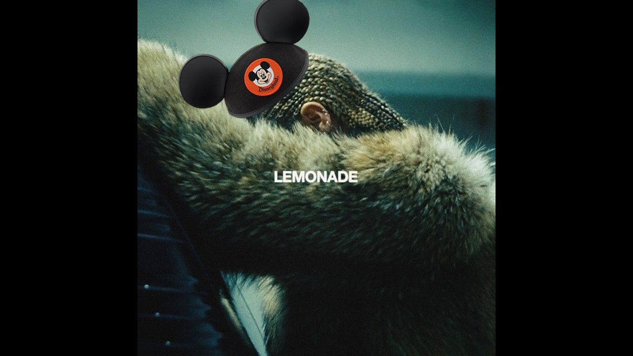"A Disney Film for Every ""Lemonade"" Track"