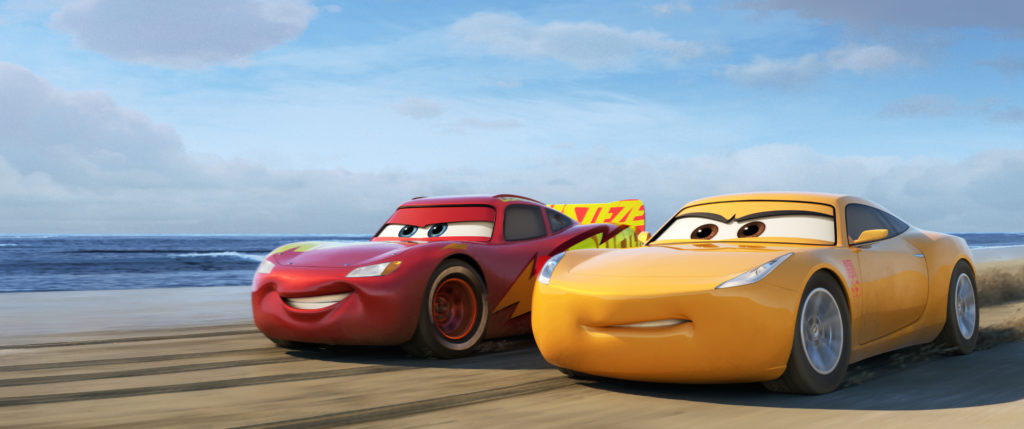 Disney Partners with NASCAR
