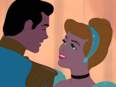 Cinderella romantic Disney film