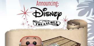 Funko Disney Treasures