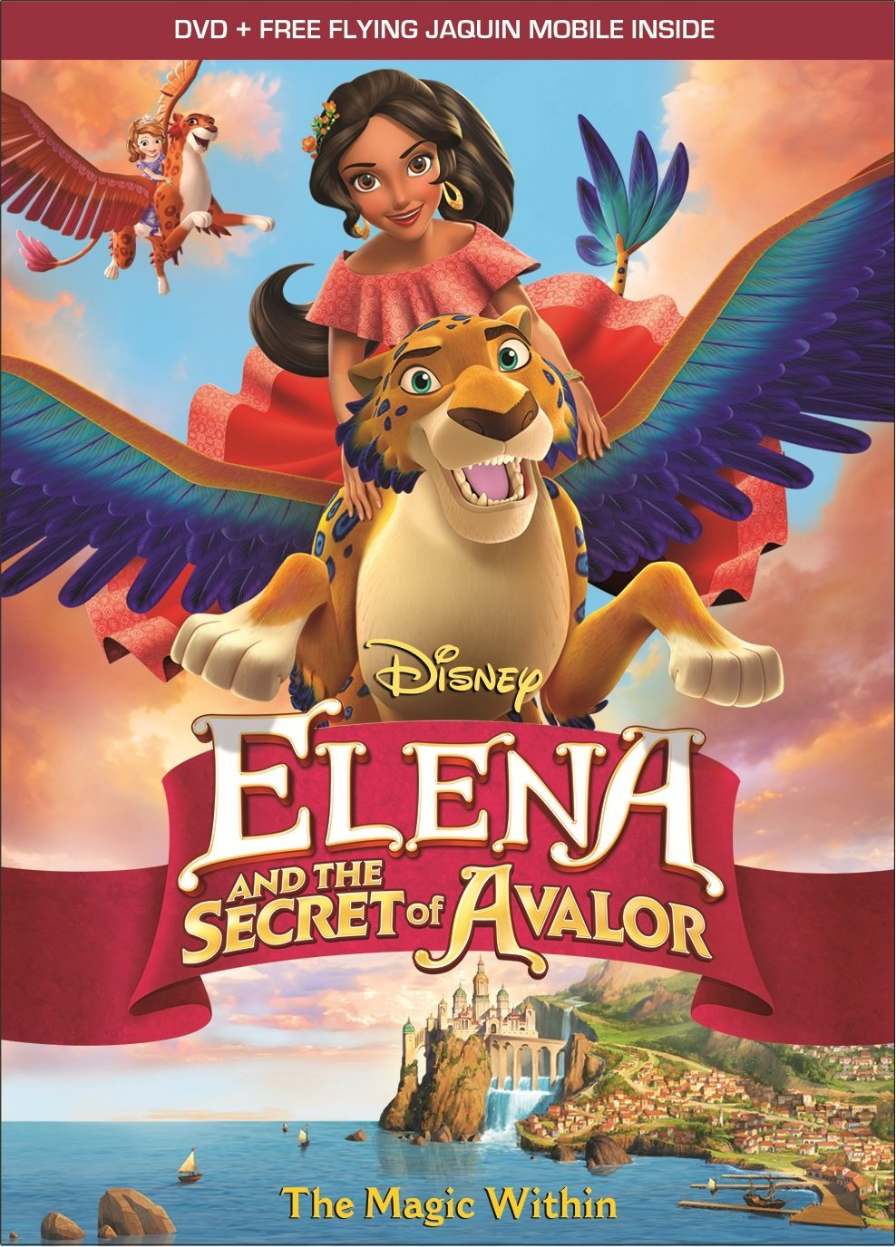 DVD Review: Elena and the Secret of Avalor