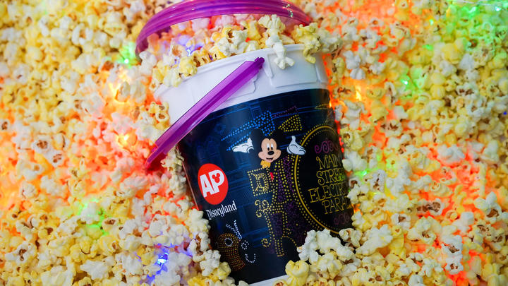AP Days Popcorn Bucket