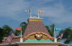 Disneyland Ticket Booths