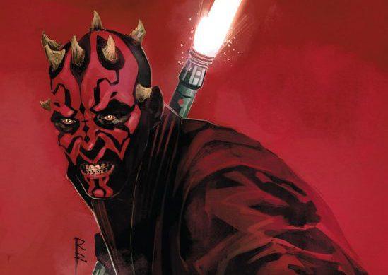 "Comic Review — ""Star Wars: Darth Maul #1"""
