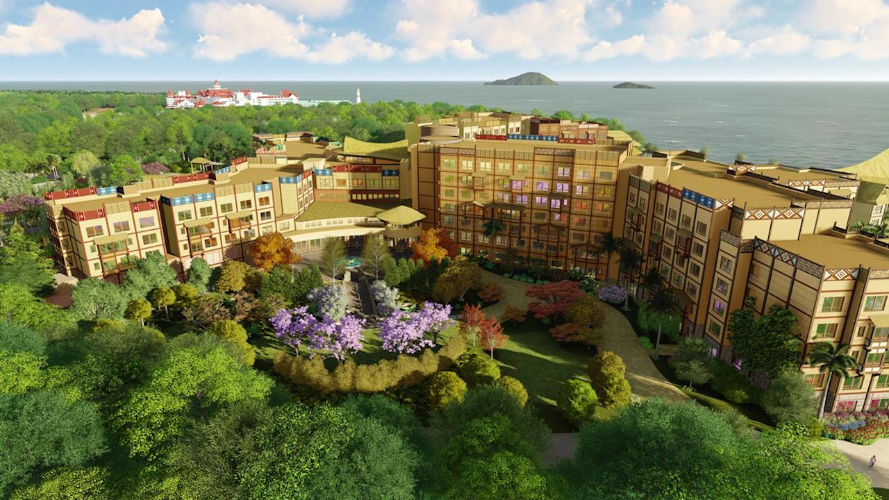 Hong Kong Disneyland's Explorers Lodge Opening April 30