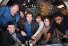 Han Solo film cast