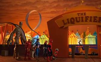 Hasbro Releases Stop-Motion Short Featuring Marvel Toys