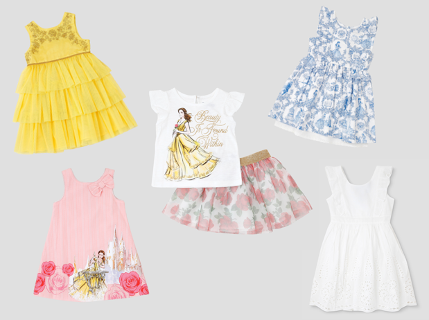 Target Launches Beauty And The Beast Clothing Line Laughingplace Com