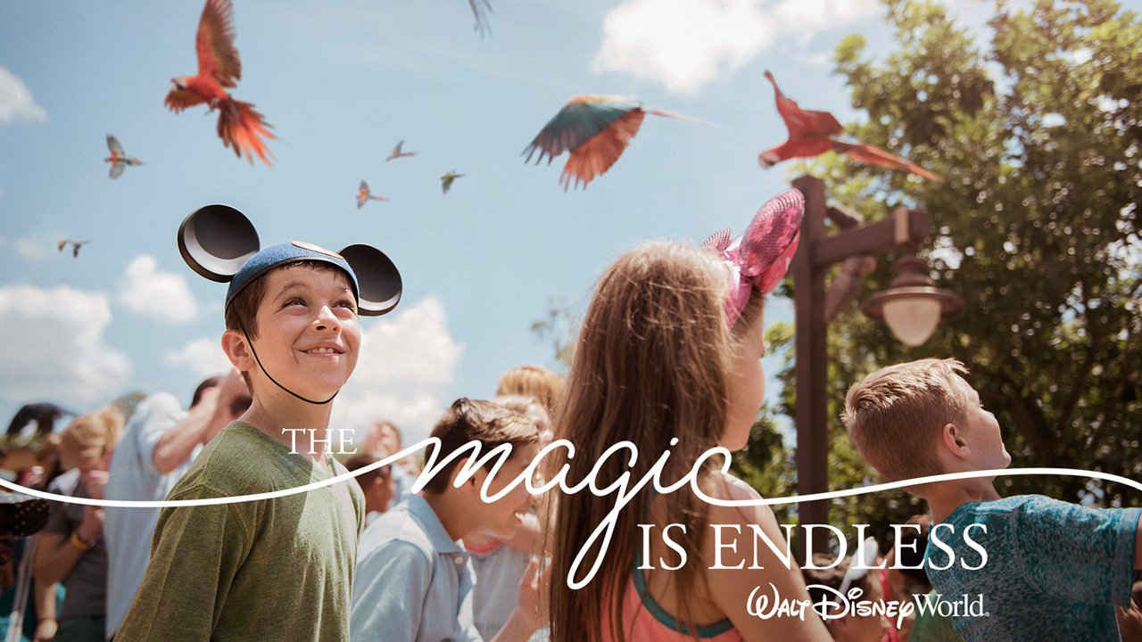 Win a Disney World Vacation With Disney's Be Our Guest to Endless Magic Sweepstakes