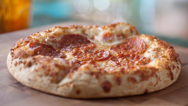 Disney World Pizza