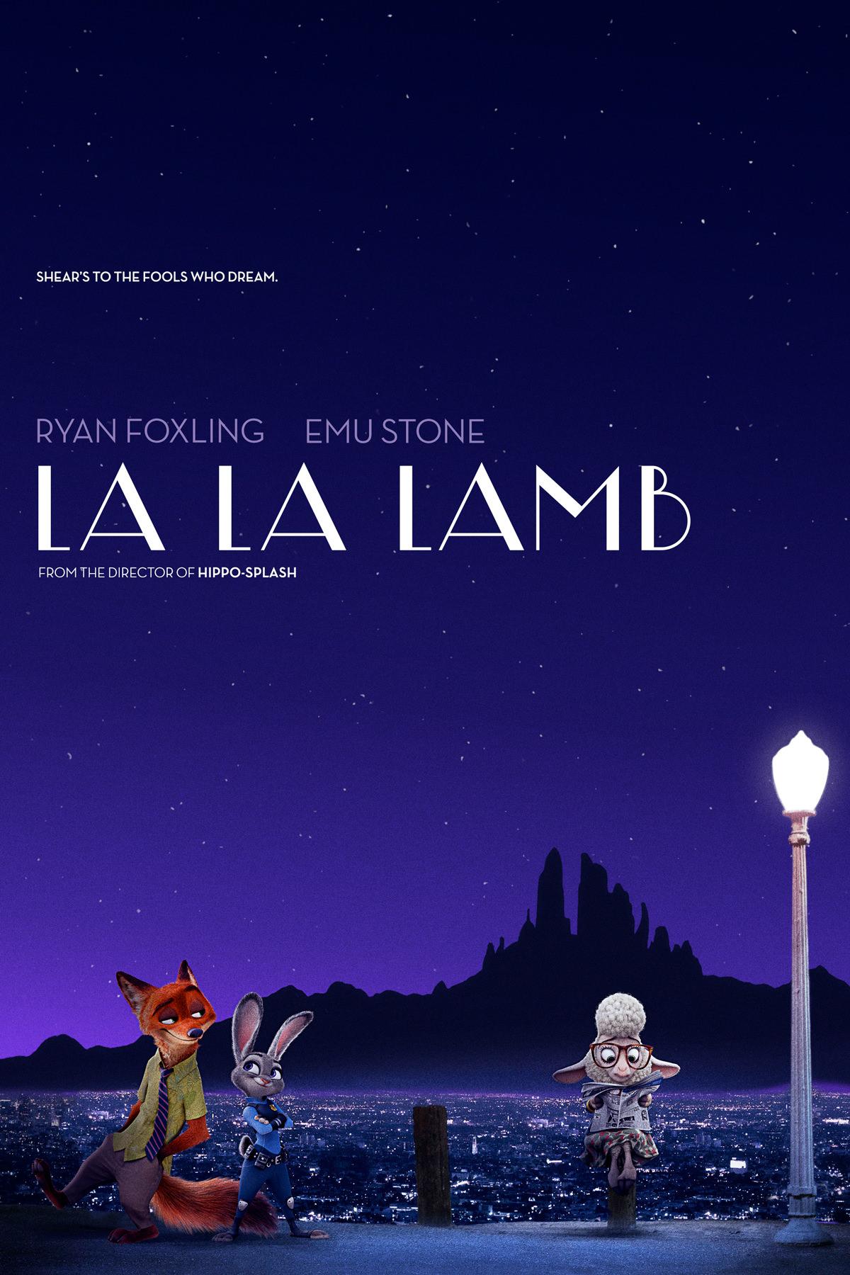 La La Land as La La Lamb