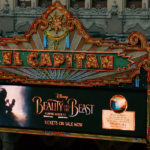 El Capitan Theater Showcases Disney's Beauty and the Beast