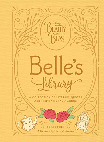 """Book Review - """"Beauty and the Beast: Belle's Library"""""""