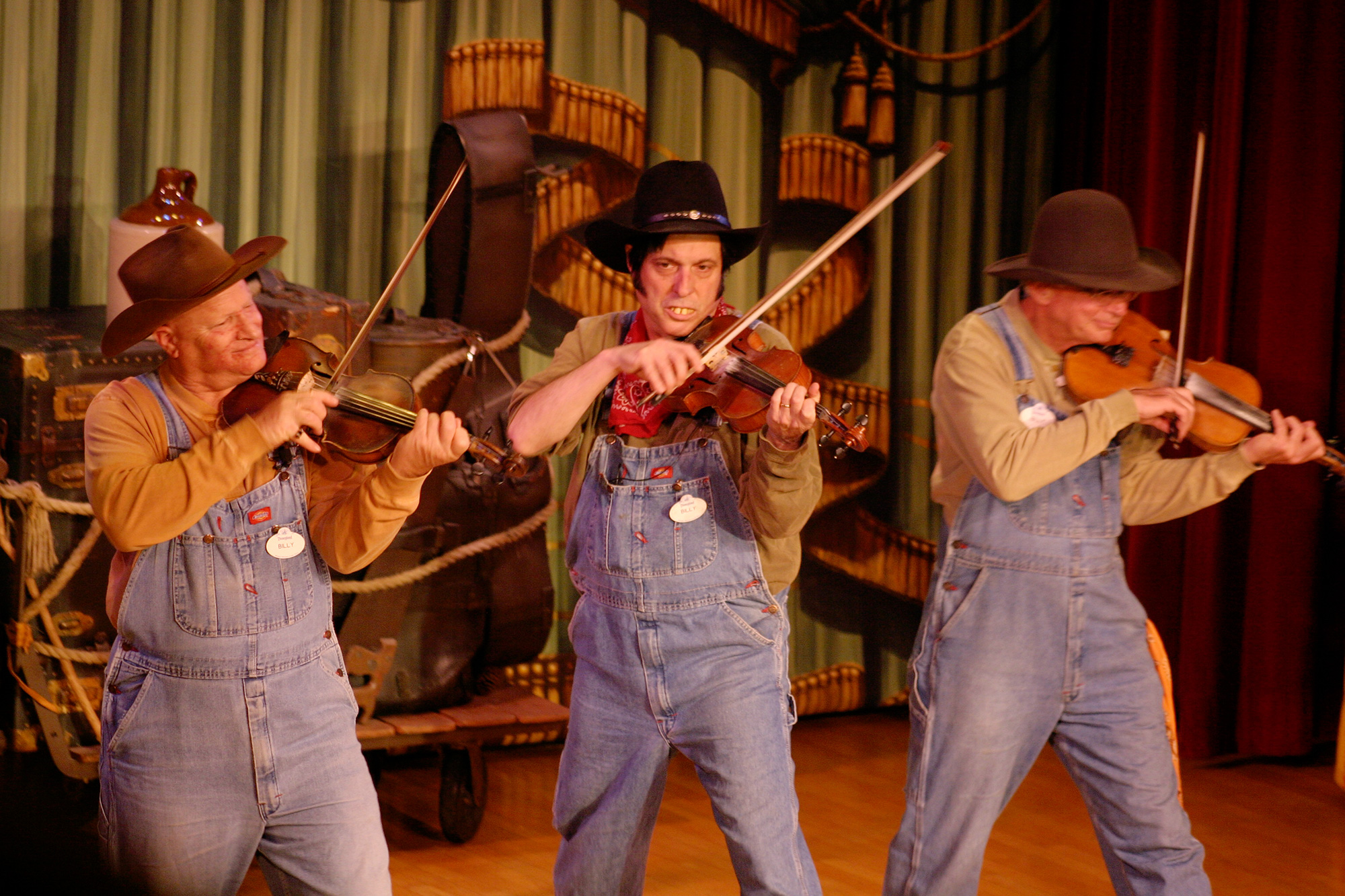 Billy Hill and the Hillbillies