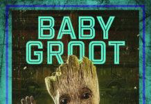 Vin Diesel as Baby Groot