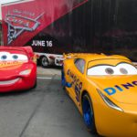 "Cars 3 ""Road to the Races"" First Stop at Disney Springs"