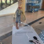 Worn Out Woody Doll Gets Place of Honor at Pixar