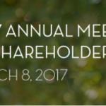 2017 Disney Annual Meeting of Shareholders Live Blog