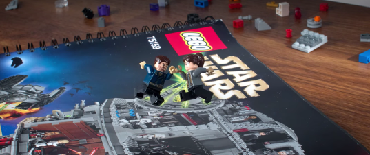 """""""Rogue One"""" is the Latest """"As Told By LEGO"""""""