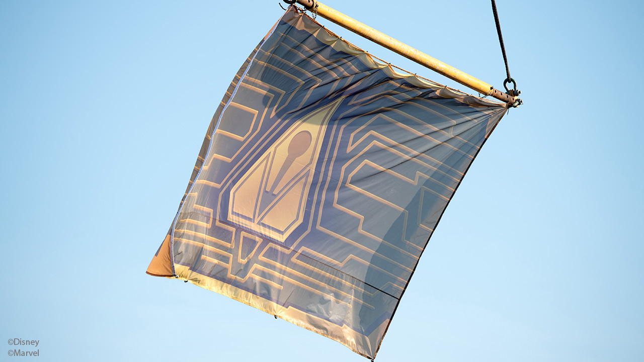 Tivan Group flag