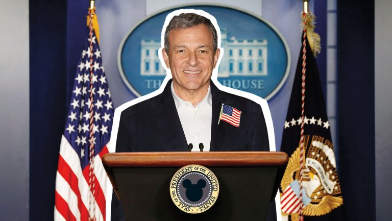Iger For President? Disney CEO Apparently Being Prodded Toward Political Run