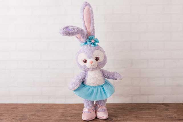 tokyo disneysea to introduce new duffy friend  stella lou clipart cute bunnies clipart rabbits bunnies
