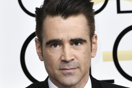 "Colin Farrell in Talks to Join Tim Burton's ""Dumbo"""
