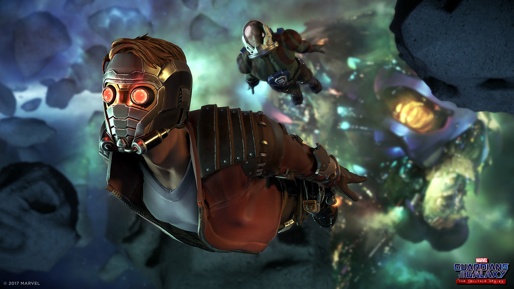 """Telltale Games Talk """"Guardians of the Galaxy"""" During PAX East Panel"""
