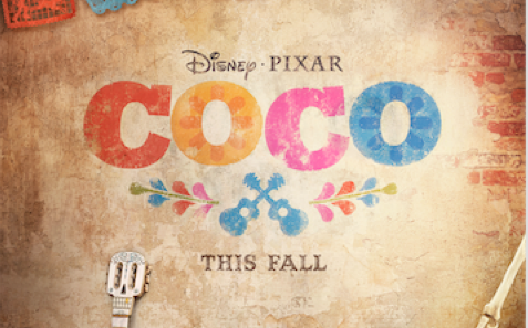 """New Poster for Pixar's """"Coco"""" Released"""
