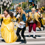 "James Corden's ""Crosswalk the Musical"" Featuring ""Beauty and the Beast"" Cast Goes Viral"