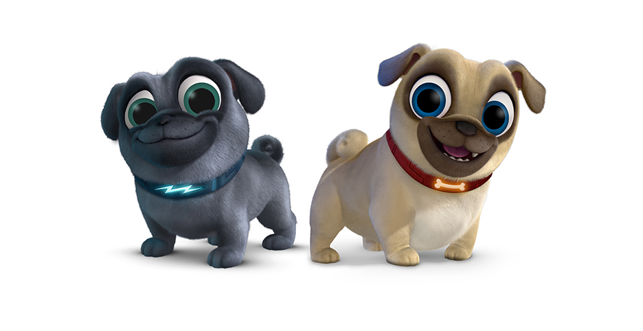 Puppy Dog Pals Sets Debut On Disney Junior Laughingplace Com