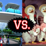 Mouse Madness 4: Opening Round — Disneyland's Tomorrowland Showdown