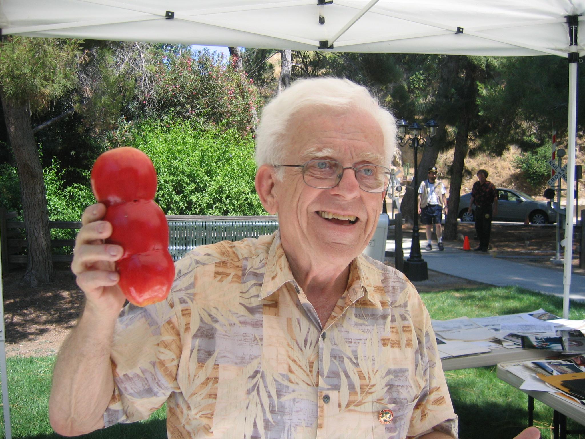 Horizons Show Designer George McGinnis Passes Away LaughingPlace