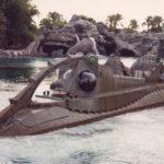 Disney Extinct Attractions: 20,000 Leagues Under the Sea Submarine Exhibits