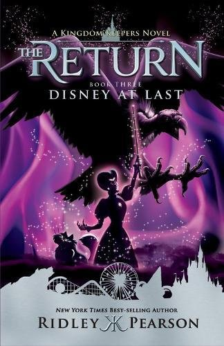 Book review kingdom keepers disney at last laughingplace finn charlene willa philby and maybeck are in serious trouble having traveled back in time to opening day for disneyland in july of 1955 freerunsca Choice Image