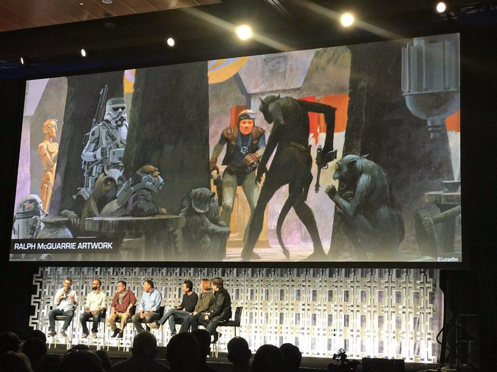 Star Wars Theme Park Teaser Featurette