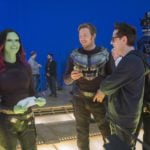 James Gunn Directing Guardians of the Galaxy Vol 3
