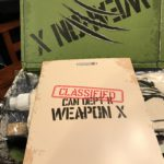 Marvel Gear + Goods Weapon X Box Review