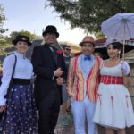 Disneyland Guests Celebrate Dapper Day Spring 2017