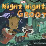 Children's Book Review: Night Night, Groot